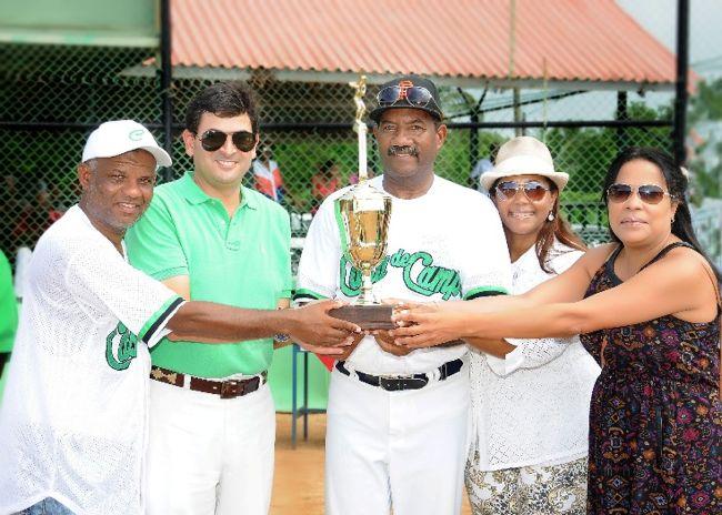 Casa de Campo softball