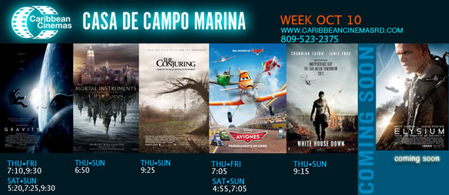movies marina casa de campo