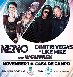Nervo Dimitri Like Mike