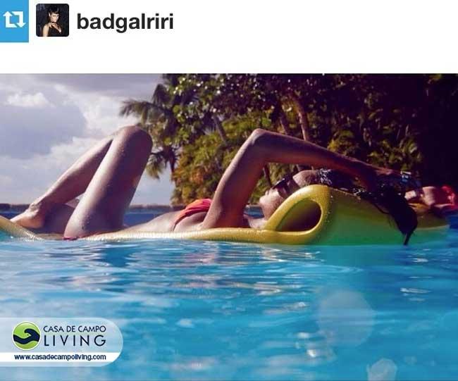 Rihanna Casa de Campo