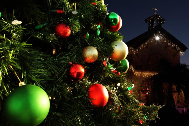 Altos de Chavon Christmas