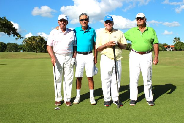 Casa de Campo villa owners duenos golf tournament