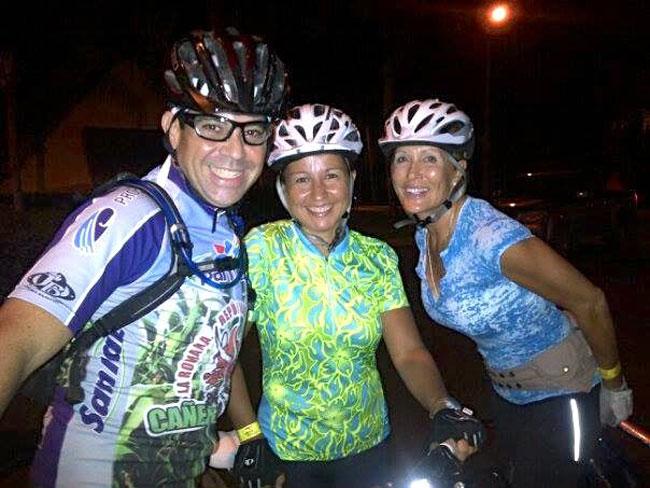 Cycling Casa de Campo