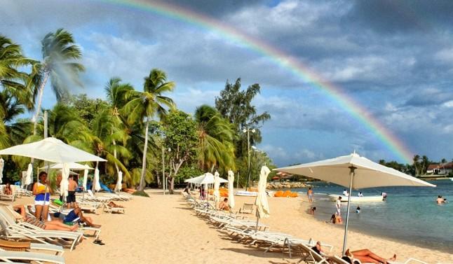 Rainbow Minitas Beach Casa de Campo