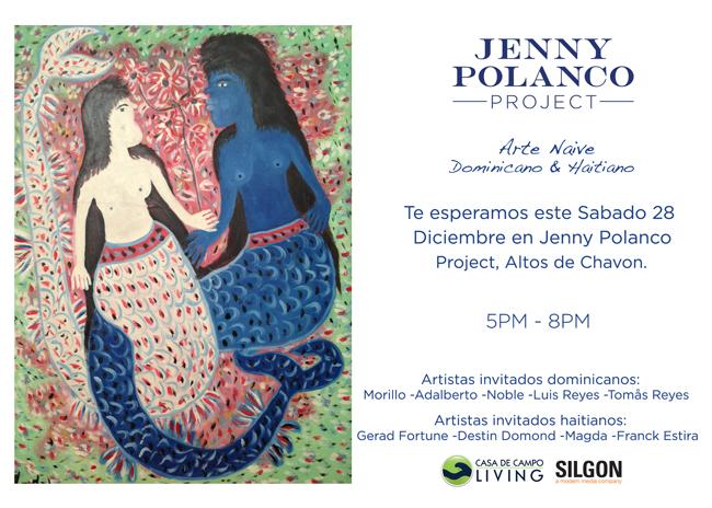 Arte Naive Jenny Polanco