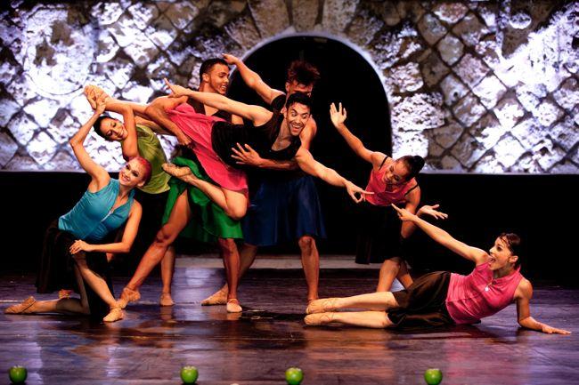 Ballet Nacional Dominicano Altos de Chavon