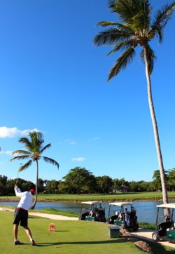 Casa de Campo Links golf course