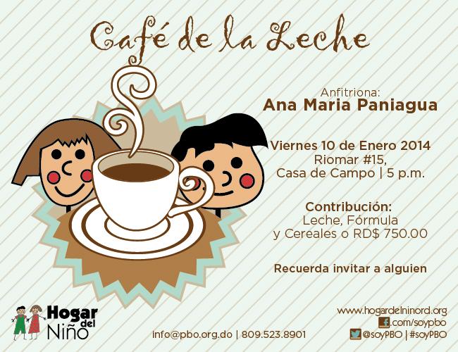 Cafe de la leche 2014