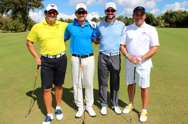 Fundacion MIR golf Casa de Campo