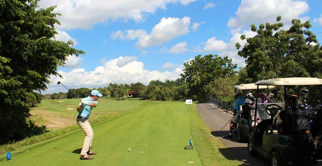 golf Fundacion MIR Casa de Campo