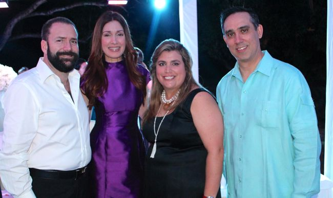 Raysa Fanjul, Lyanne Azqueta, Fundación MIR