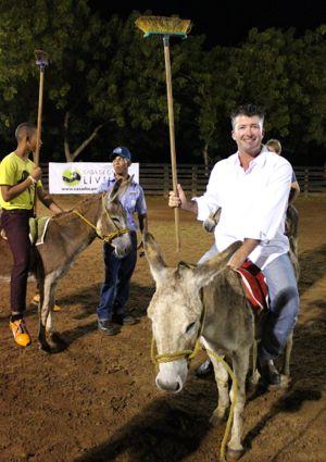 donkey polo Casa de Campo