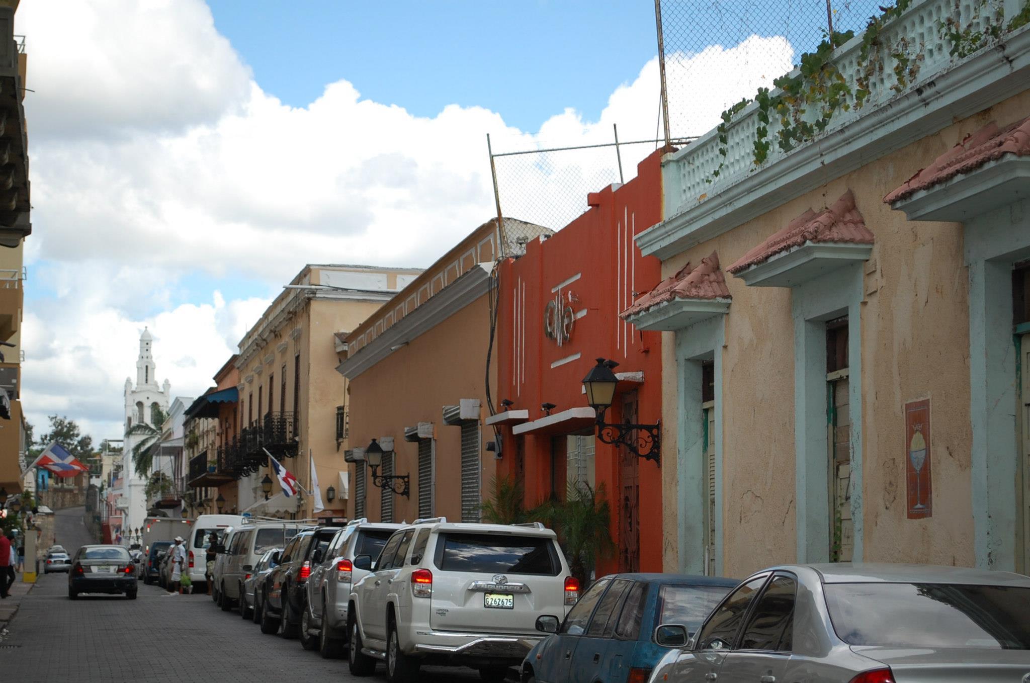Colonial Zone Santo Domingo