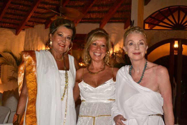 Grecian party