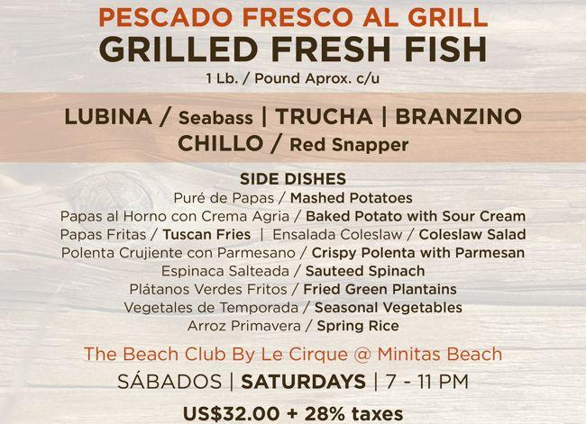 grilled fresh fish at the beach-01_Menu