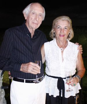 Norma and Roy Reubel
