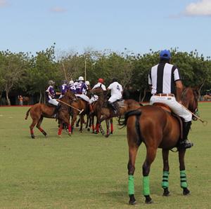 Casa de Campo Copa Semana Santa polo tournament