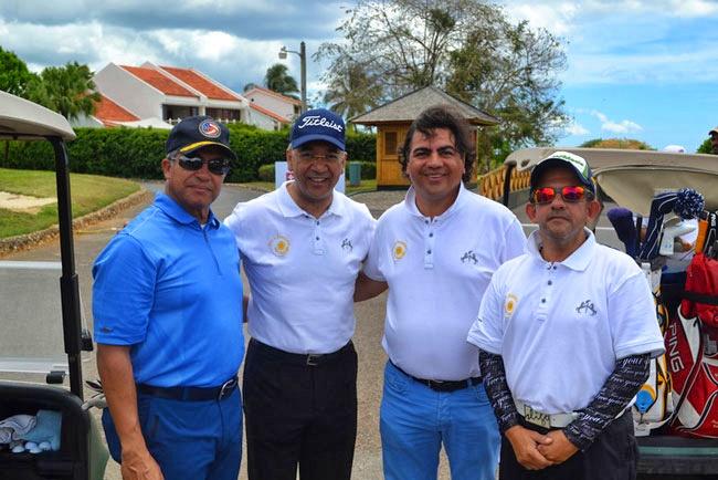Race to Kazakhstan golf tournament Casa de Campo