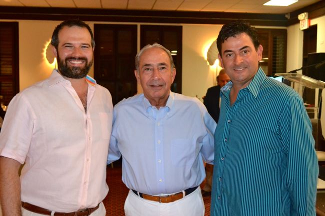 Philip Silvestri, Alfonso Paniagua, Daniel Hernandez