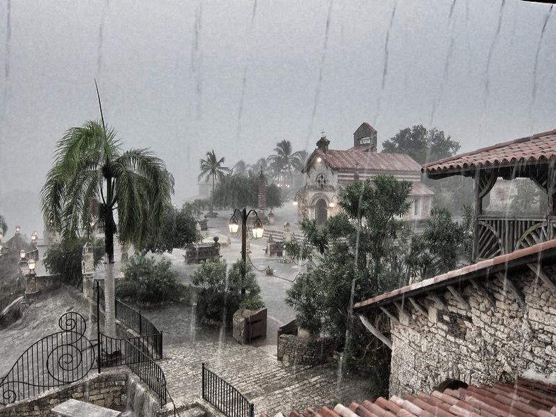Hurricane Season Dominican Republic