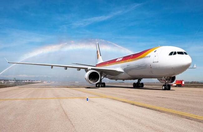 Iberia_flight_A330