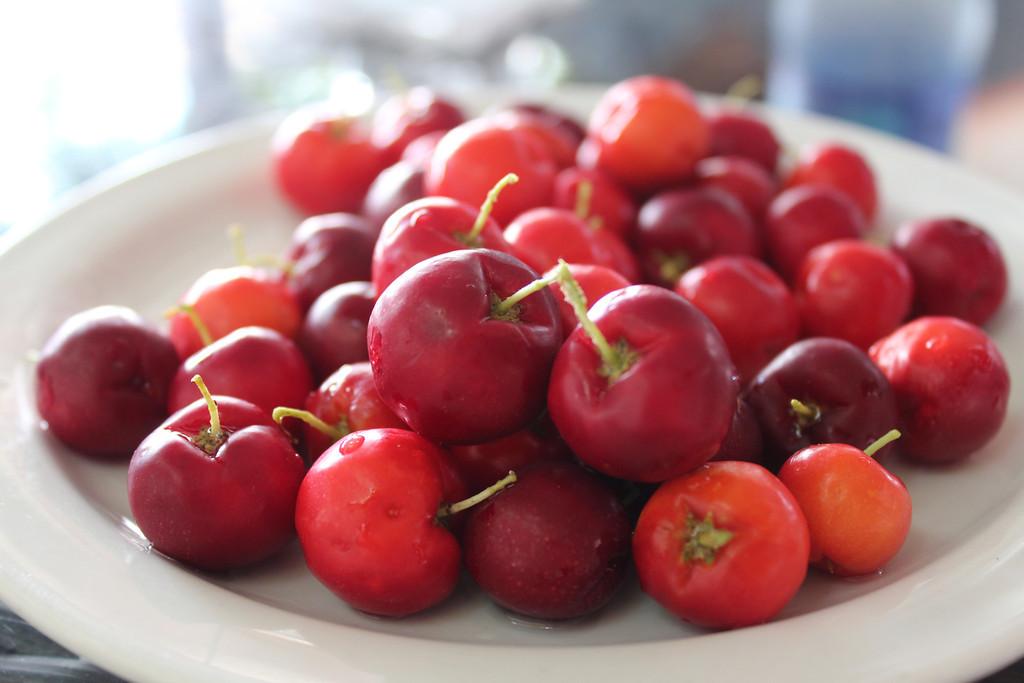 Dominican Cherries