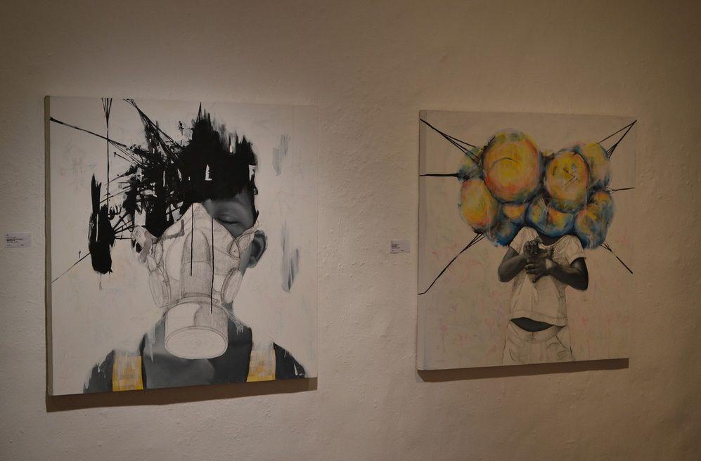 Rafael Almánzar Artwork