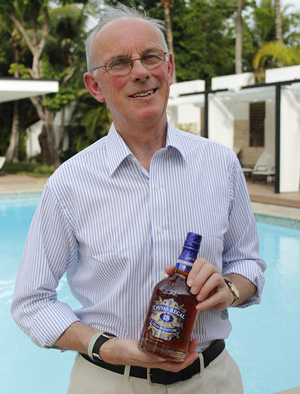 Chivas Regal 18, Colin Scott