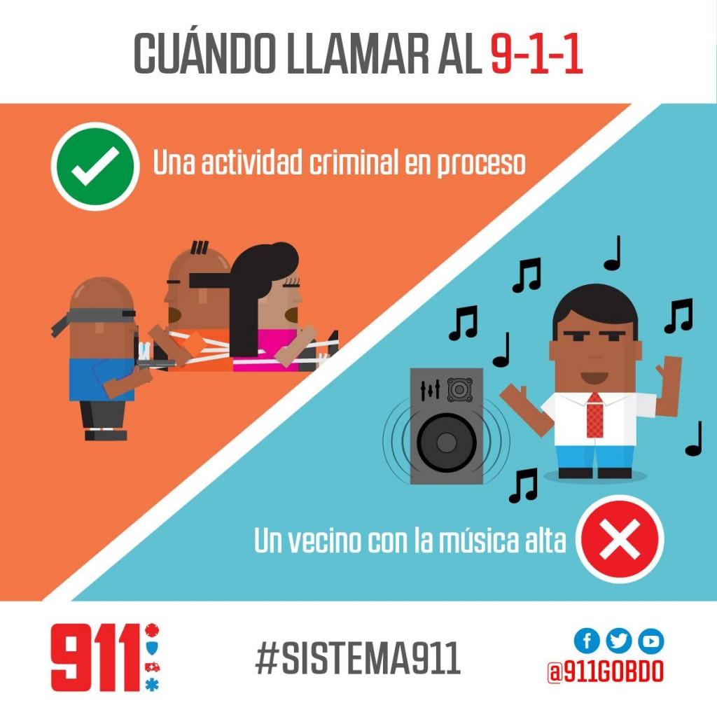 911 Republica Dominicana