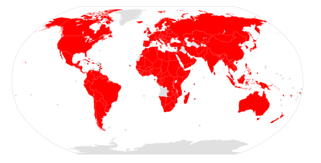 CITES Countries