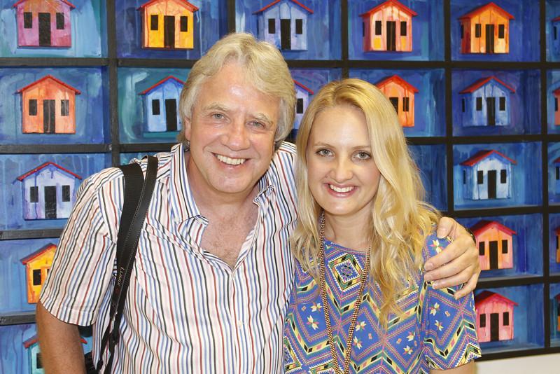 Peter Hughes, Rebecca Hughes