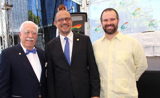 Roberto Weill, Jose Antonio Rodriguez, Philip Silvestri