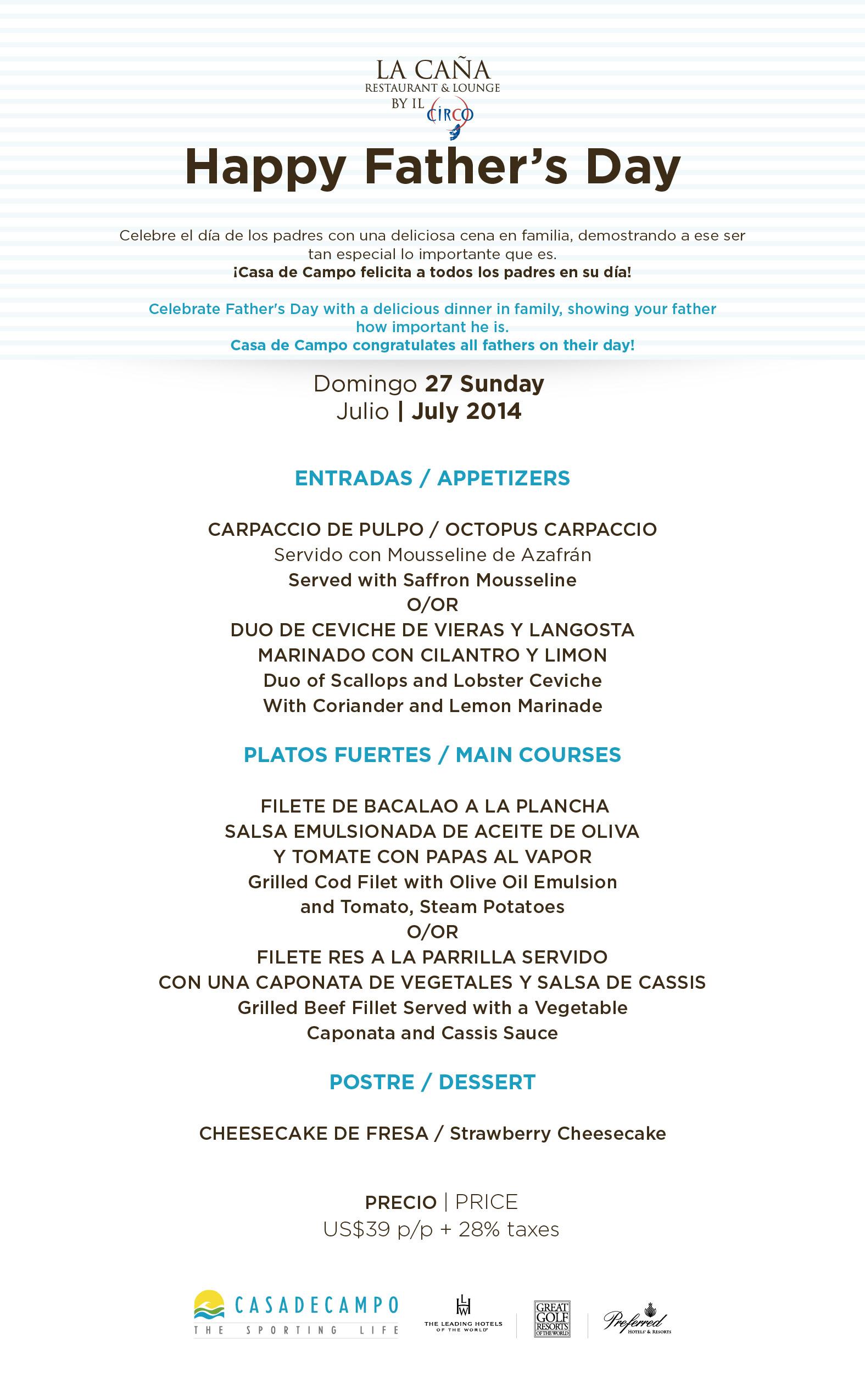 menu_la caña_father's day 2014-03