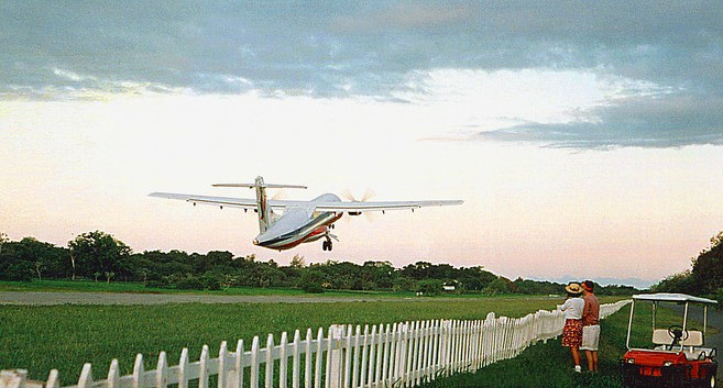 Punta Aguila Airport