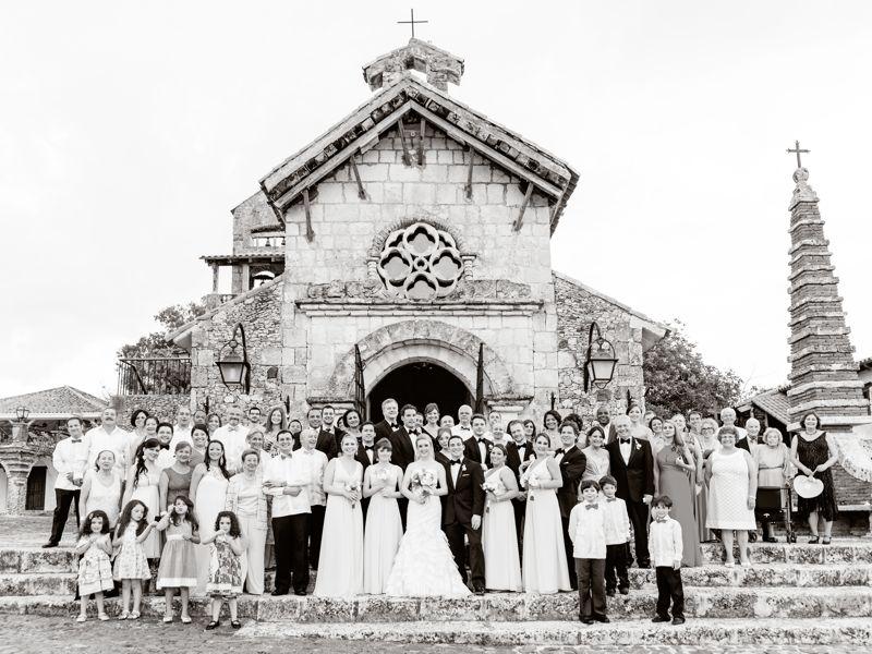 Amy casa de campo wedding