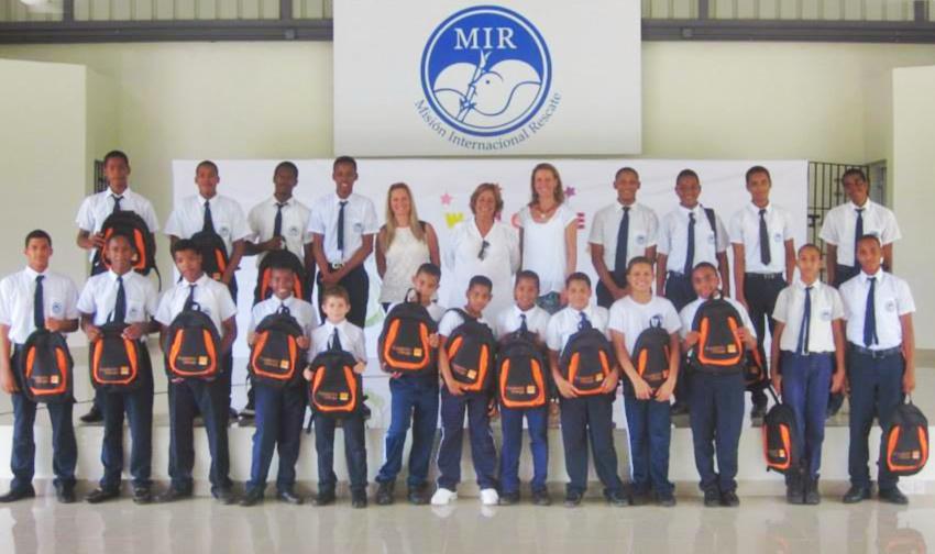Orange Fundacion MIR