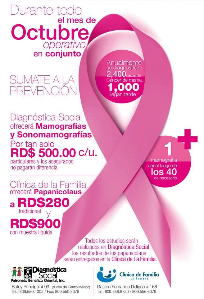 prevencion cancer de mama