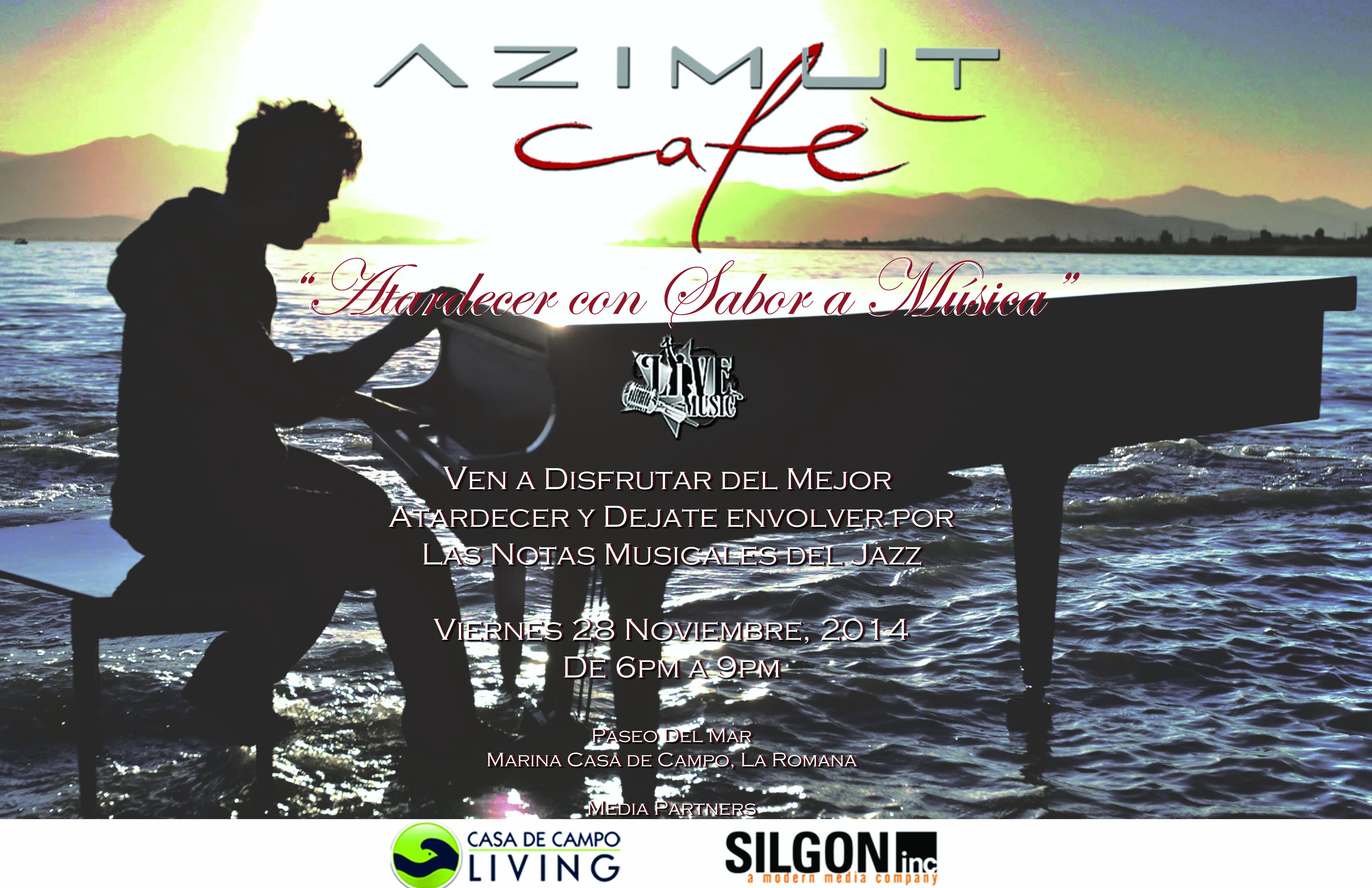 Azimut Cafe Sunset Jazz