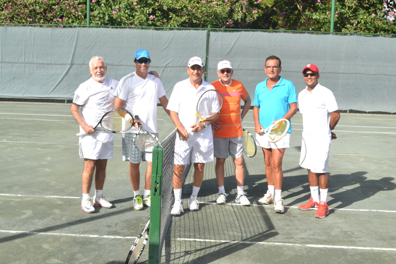 Dueños 2014 tennis tournament