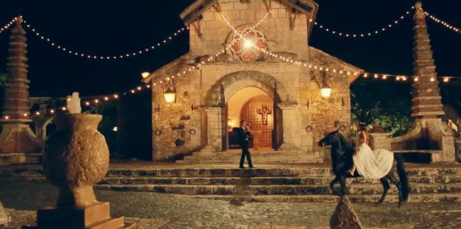 Marc Anthony, Shannon de Lima wedding