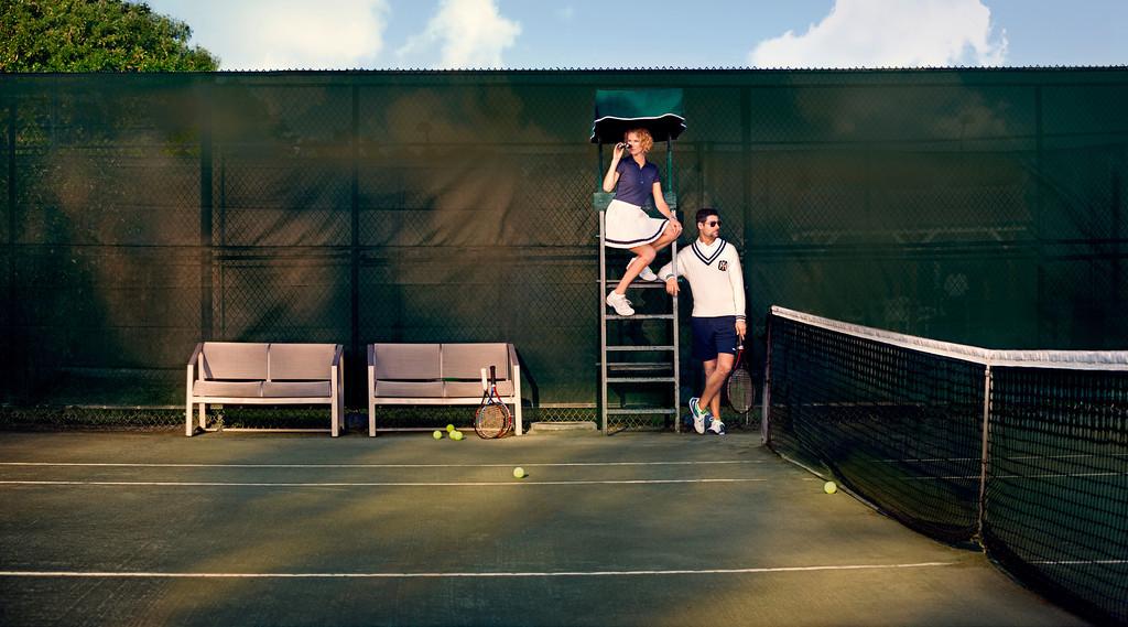 La Terraza tennis, Casa de Campo