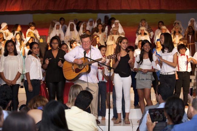 Abraham Lincoln School, La Romana, Harry Magee
