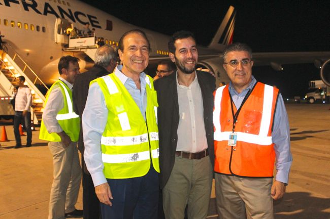 Claudio Silvestri, Erminio Eschena, Andres Fernandez
