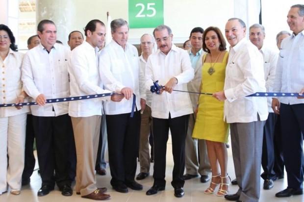 Inauguran Terminal B