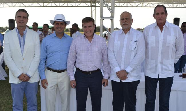 Rafael Torres, Bob Satawake James Brewster, Jose Lopez, Calixto Garcia-Velez