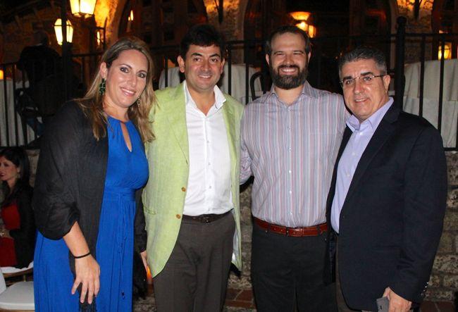 Ana Garcia, Philip Silvestri, Daniel Hernandez, Andres Fernandez