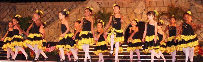 Ballet, Altos de Chavon amphitheater