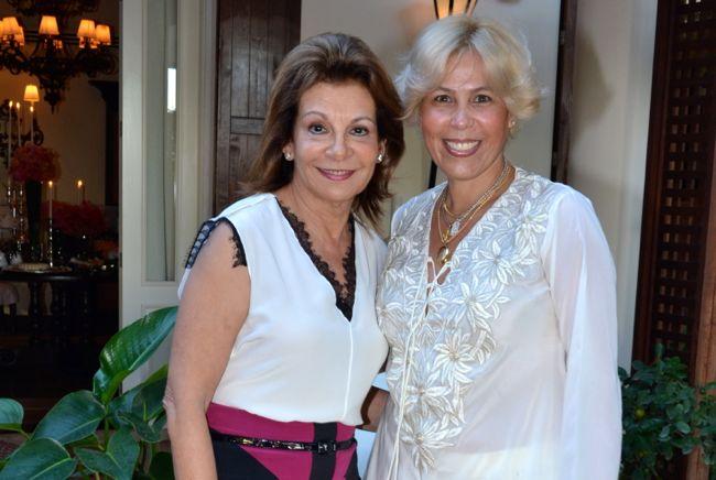 Ana Maria Paniagua, Erika Vilain