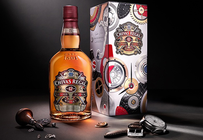 CHIVAS Bremont watch