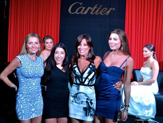 Cartier Benefit, Casa de Campo